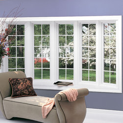 Bay and Bow Windows - Renewal By Andersen