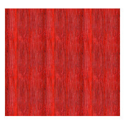 Removable Wallpaper-Red Grunge-Peel & Stick Self Adhesive, 24x108 - Couture WallSkins.  Your wall will love you for this.