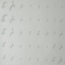 Contemporary Wallpaper by Jill Malek