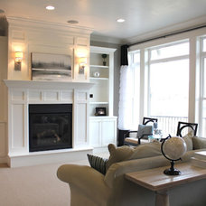 from GARDNERS 2 BERGERS: ✥ Reader Feature: Fab-U-Lous Home {aTour} ✥