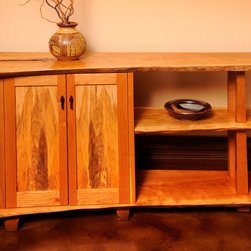 3 tier cabinets. - terry wild