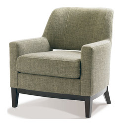 Louis J Solomon Lounge Chair - CHR-2327