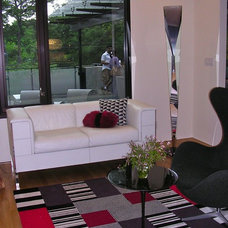 Modern  Modern Atlanta House Tour/Becky Harris