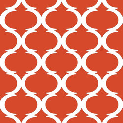 """Indigo Root - Tilez Peel & Stick Wallpaper Squares - Classy Clean, Burnt Orange, 12""""x12"""" 3-Pac - 12""""x12"""" Peel and Stick Tilez squares are made of a polyester fabric material and are environmentally safe. Bio-degradable over time. Since Tilez are non-toxic, they are great for infant and kids rooms! Transform small spaces. Refurbish old furniture. Create a non-slip dinner table runner. Tilez allows you to easily create stripes on a wall with in seconds! This material does not rip or wrinkle and is not required to be removed over time. Results may vary on stucco and other surfaces that are not smooth & clean."""