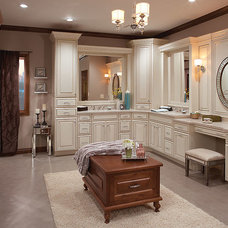 Contemporary Bathroom Vanities And Sink Consoles by Fischer-Daniels Kitchen Designs