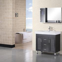 """36"""" Milan Single Bath Vanity (DEC021) -"""
