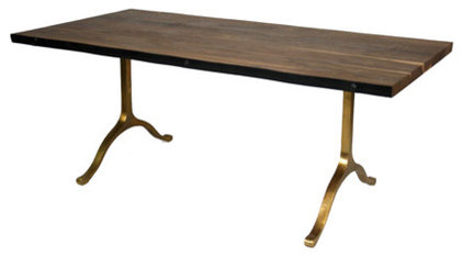 Contemporary Dining Tables by ORGANIC MODERNISM