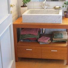 Contemporary Bathroom Vanities And Sink Consoles FEZ