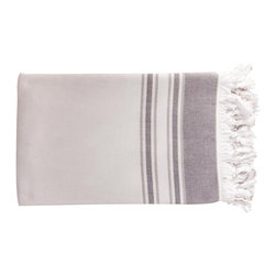 Antiochia - Antiochia Pera Collection Bath Towels - Antiochia Pera Collection Bath Towel combines the convenience of peshtemals with the comfort of terry cloth. One side terry towel is plush, ultra soft and very absorbent yet light weight. Perfect for toweling off or lounging on.