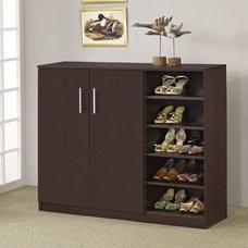 Modern Closet Storage by Wayfair