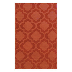"""Artistic Weavers - Artistic Weavers Central Park Kate (Orange) 2'3"""" x 10' Rug - This Hand Woven rug would make a great addition to any room in the house. The plush feel and durability of this rug will make it a must for your home. Free Shipping - Quick Delivery - Satisfaction Guaranteed"""
