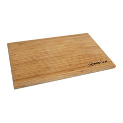 Wusthof - Wusthof Bamboo Cutting Board - Get your chops back: This perfectly sized bamboo cutting board makes it easy for you to do your handiwork without hauling out the big blocks.