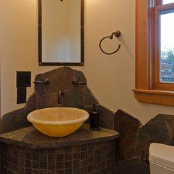 Bathroom Sink - Tahoe Real Estate Photography