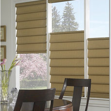 Traditional Roman Shades by Interior Expressions/ Nardelli Home Decor