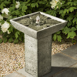 Andra Outdoor Fountain - Weight : 88 lbs.