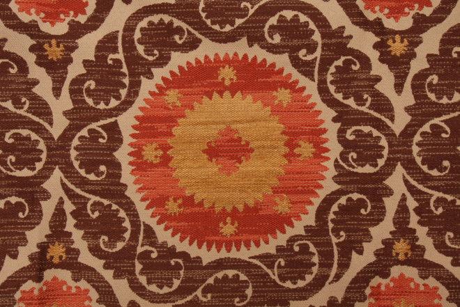 Mediterranean Upholstery Fabric by Fabric Guru