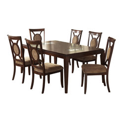 Steve Silver Visconti 78x42 Dining Table