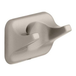 Liberty Hardware - Liberty Hardware D2402SN Futura - Franklin Brass 1.61 Inch Hook - Satin Nickel - Inspired by the heart of classic Americana, the Futura collection combines casual style and exceptional value. Refined without fuss, this bath accessory collection offers subtle design that always looks clean and relaxed. Width - 1.61 Inch, Height - 1.88 Inch, Projection - 1.56 Inch, Finish - Satin Nickel, Weight - 0.15 Lbs.