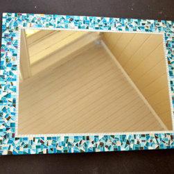 Mosaic Mirrors from Green Street Mosaics - Green Street Mosaics