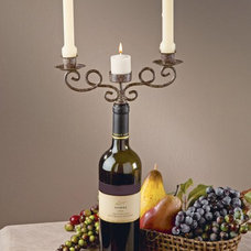 Traditional Candles And Candle Holders by Sunrise Image Gifts