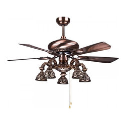 Big Antique Brass Ceiling Fans Lamp for Living Room Lightings - Feel the cooling breeze from this handsome Big Antique Brass Ceiling Fans Lamp for Living Room Lightings. Features a dark bronze,brass or copper finish motor matched with shaded metal or wood blades. A wonderful traditional look that will enhance your home's decor.
