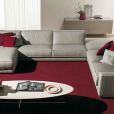 contemporary sectional sofas Contemporary Sectional Sofas
