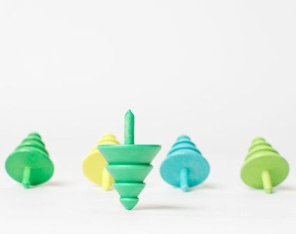 Contemporary Kids Toys And Games by Poketo