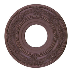 Livex - Livex Ceiling Medallions Ceiling Medallion 8204-58 - Finish: Imperial Bronze