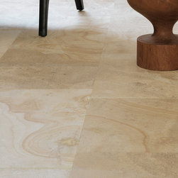Limestone Floor and Wall Surfaces - Royal Stone & Tile in Los Angeles