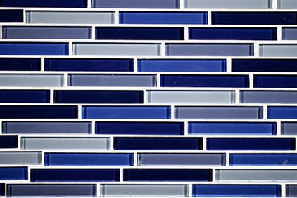 Contemporary Tile by Saltillo Imports