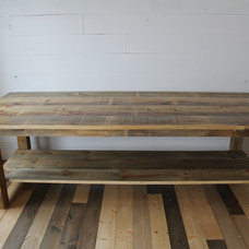 Traditional Dining Tables by White Pine Lumber