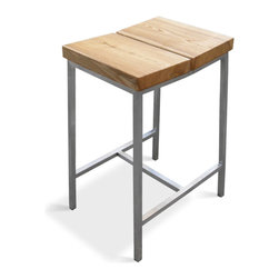 Gus Modern - Gus Modern Stanley Stool - For that nook in your kitchen or foyer, this handy stool goes where you go. Rest your weary feet or use it as a stepping stool to get that stuff on the top shelf.