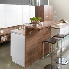 Kitchen Cabinets by BAUFORMAT