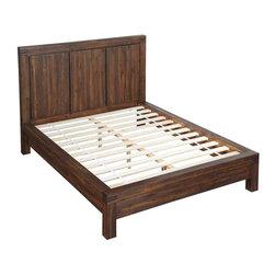 platform beds find platform bed designs online. Black Bedroom Furniture Sets. Home Design Ideas