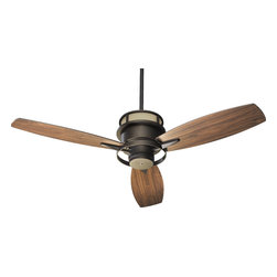 "Quorum International - Quorum 54543-86 Bristol 54"" 3 Blade Fan - Ob - Quorum 54543-86 Bristol 54"" 3 Blade Fan - Ob"