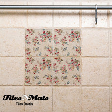 Eclectic Tile by tilesnmats.com