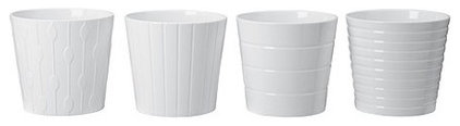 Contemporary Indoor Pots And Planters by IKEA