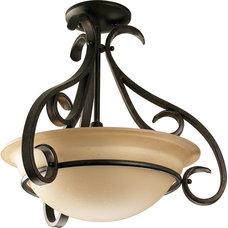 Traditional Flush-mount Ceiling Lighting by Progress Lighting