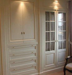 traditional closet closet idea