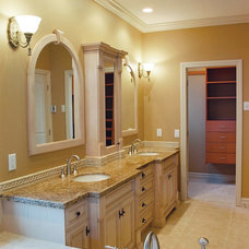 Bathroom Vanities And Sink Consoles by Arts Custom Woodcrafting Inc.