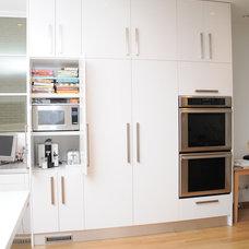 Modern Kitchen Cabinetry by Prestige Designs