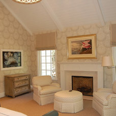 Traditional Bedroom by Diamond Construction Inc.