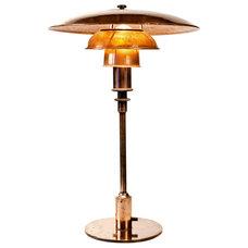 Rare 1926 PH3/2 Table lamp by Poul Henningsen, Poulsen at 1stdibs