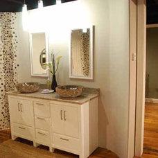 Modern Bathroom Sinks by Murray Design
