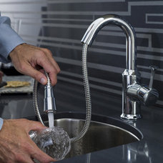 Modern Kitchen Faucets by Build.com
