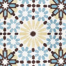Mediterranean Upholstery Fabric by martynlawrencebullard.com