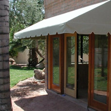 Traditional Landscape by Phoenix Tent and Awning Company