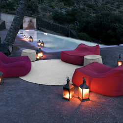 Lounge Chairs - Float Lounge Chair