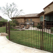 Contemporary Fencing by DCS Industries, LLC