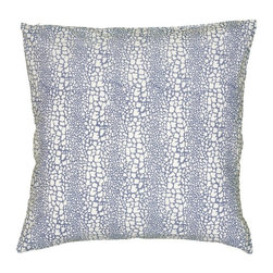 Rizzy Home - Rizzy Home Two Sided Animal Printed Details Decorative Throw Pillow - PILT06265B - Shop for Pillows from Hayneedle.com! Light colors and a fun animal print pattern make the Rizzy Home Two Sided Animal Printed Details Decorative Throw Pillow a stylish addition to your sofa. The removable cover features a hidden zipper plush polyester insert and is made of 100% cotton slub.About Rizzy HomeRizwan Ansari and his brother Shamsu come from a family of rug artisans in India. Their design color and production skills have been passed from generation to generation. Known for meticulously crafted handmade wool rugs and quality textiles the Ansari family has built a flourishing home-fashion business from state-of-the-art facilities in India. In 2007 they established a rug-and-textiles distribution center in Calhoun Georgia. With more than 100 000 square feet of warehouse space the U.S. facility allows the company to further build on its reputation for excellence artistry and innovation. Their products include a wide selection of handmade and machine-made rugs as well as designer bed linens duvet sets quilts decorative pillows table linens and more. The family business prides itself on outstanding customer service a variety of price points and an array of designs and weaving techniques.